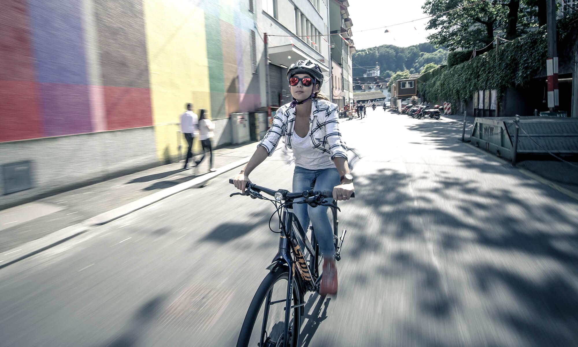 Velolounge - Zürich-Kloten: City-Bike