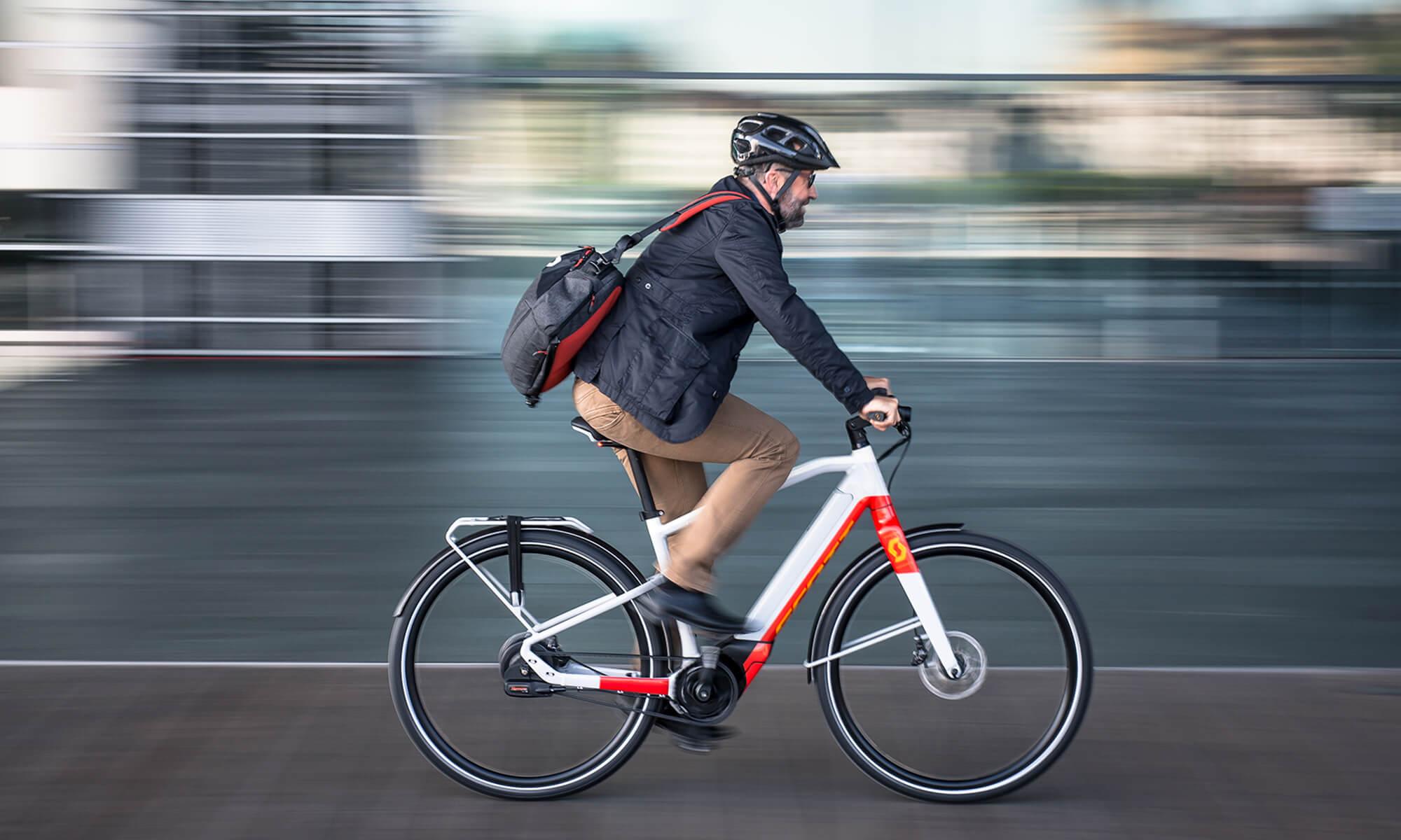 Velolounge - Zürich-Kloten: E-Bike