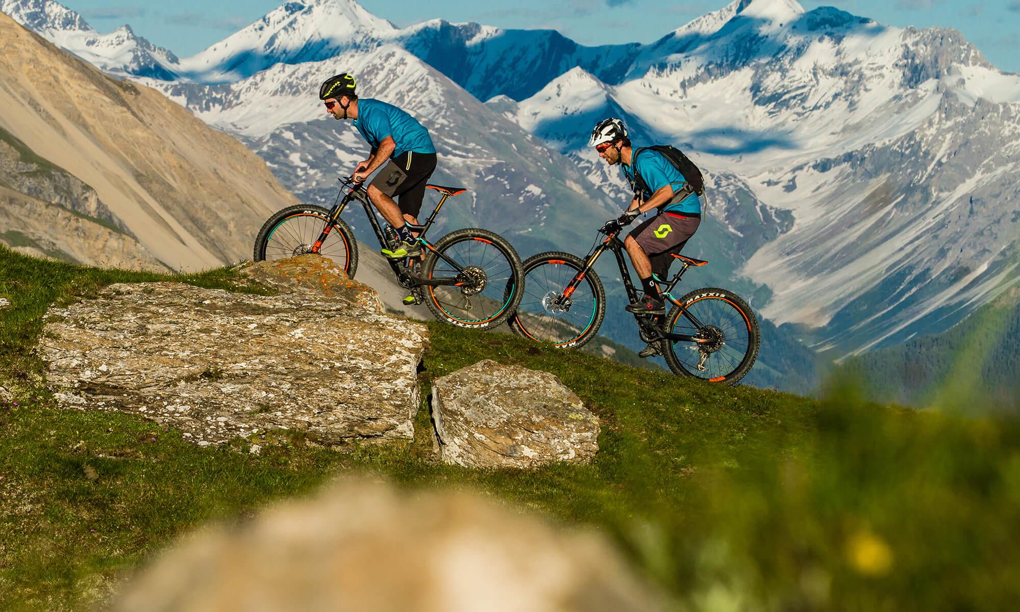 Velolounge: Mountainbike