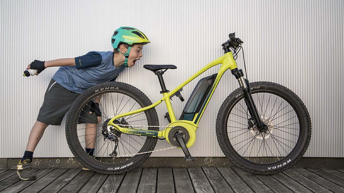 Velolounge - Zürich-Kloten: Scott Bike Kids