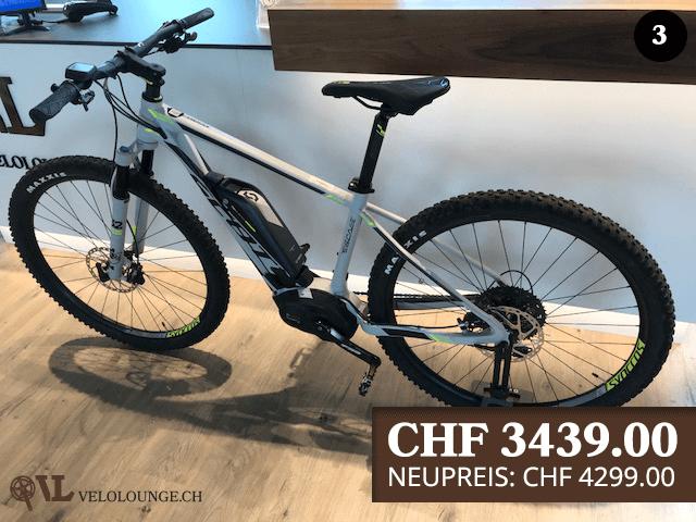 Velolounge - Zürich-Kloten: Scott Bike E-Scake 91
