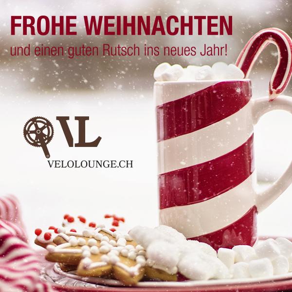 Velolounge - Zürich-Kloten: Merry Christmas
